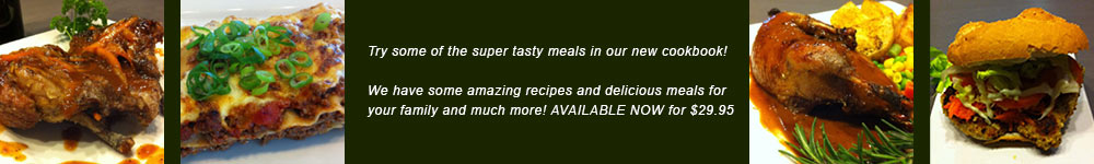 Try some of our tasty recipes...
