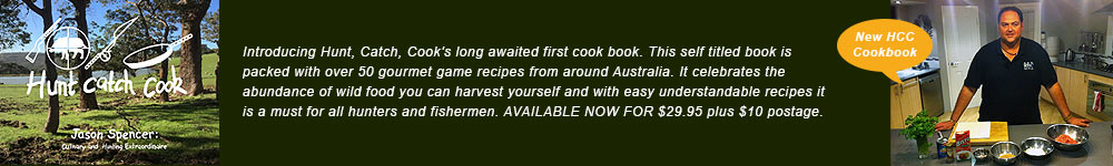 New Cookbook available HERE NOW