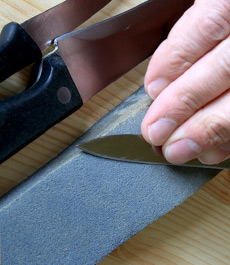 How To Sharpen a Knife